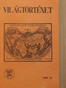 H. Szabó Sára - Világtörténet 1988. tél [antikvár]