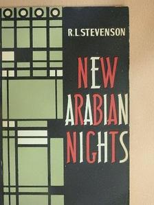 R. L. Stevenson - New Arabian Nights [antikvár]