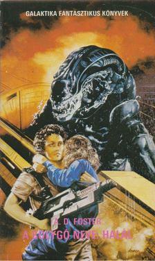Alan Dean Foster - A bolygó neve: Halál [antikvár]