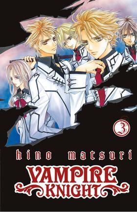 HINO, MATSURI - Vampire Knight 3.