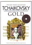 CSAJKOVSZKIJ - TCHAIKOVSKY GOLD THE EASY PIANO COLLECTION + CD: FULL PERFORMANCES OF EVERY PIECE