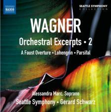 Wagner - ORCHESTRAL EXCERPTS 2 CD MARC & SCHWARTZ
