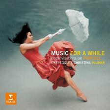 PURCELL - MUSIC FOR A WHILE 2LP CHRISTINA PLUHAR