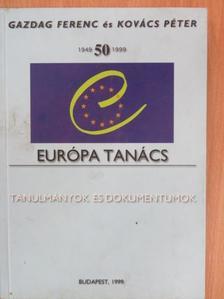 Baka András - Az Európa Tanács 1949-1999 [antikvár]