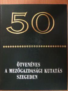 Antal József - A Gabonatermesztési Kutató Intézet jubileumi évkönyve 1974 [antikvár]