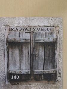 Ágens - Magyar Műhely 2006/3 [antikvár]