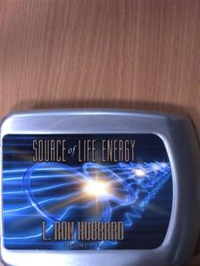 L. Ron Hubbard - Source of Life Energy - 16 CD-vel [antikvár]