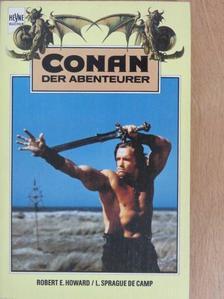 Lyon Sprague de Camp - Conan der Abenteurer [antikvár]