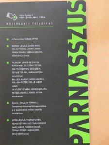 Balla D. Károly - Parnasszus 2012. tavasz [antikvár]