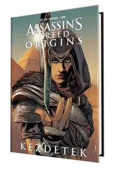 Anthony Del Col, PJ Kaiowa - Assassin's Creed: Origins - Kezdetek