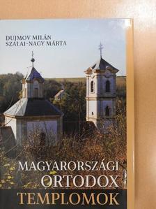 Dujmov Milán - Magyarországi ortodox templomok [antikvár]