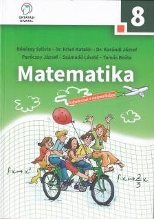 NT-11880 - MATEMATIKA 8. ÉVFOLYAM