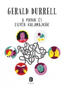 Gerald Durrell - A piknik és egyéb kalamajkák [eKönyv: epub, mobi]