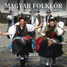 SmartCalendart Kft - Naptár 2019 Magyar Folklór 22x22 cm