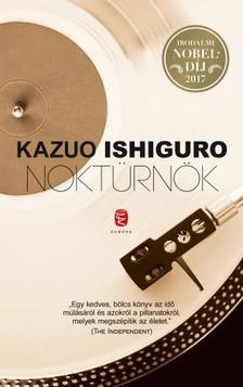 Kazuo Ishiguro - Noktürnök [eKönyv: epub, mobi]
