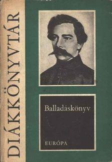 Molnár József - Balladáskönyv [antikvár]