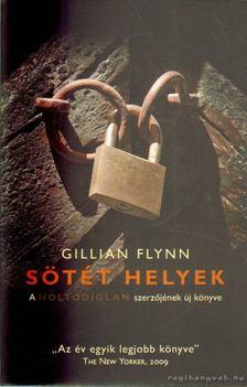 Gillian Flynn - Sötét helyek [antikvár]