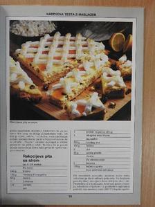 Hemző Károly - 99 Kolaci I Torte 33 Kolor Fotografije [antikvár]