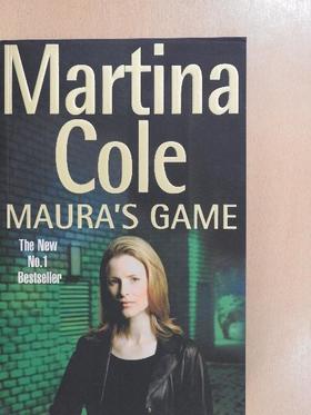 Martina Cole - Maura's Game [antikvár]
