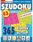 CSOSCH KIADÓ - ZsebRejtvény SZUDOKU Könyv 43.