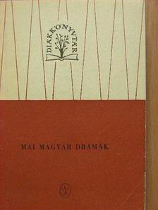 Darvas József - Mai magyar drámák [antikvár]