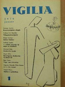 Dévényi Iván - Vigilia 1976. január [antikvár]