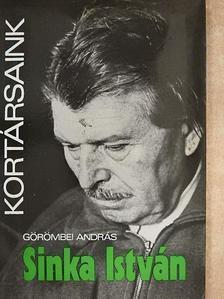Görömbei András - Sinka István [antikvár]