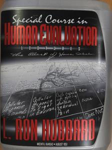 L. Ron Hubbard - Special Course in Human Evaluation Lectures - 12 db CD-vel [antikvár]