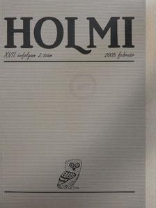 Bán Zoltán András - Holmi 2005. február [antikvár]