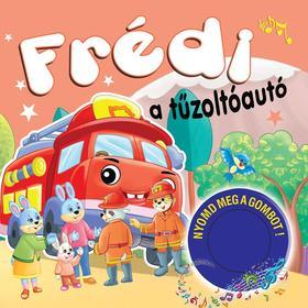 Ismeretlen - Frédi a tűzoltóautó