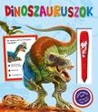 ISMERETTERJESZTŐ - DINOSZAURUSZOK /LÁNGELME PROFESSZORKA