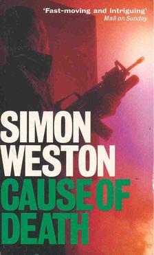 Simon West - Cause of Death [antikvár]