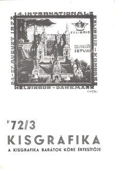 Galambos Ferenc - Kisgrafika 72/3 [antikvár]