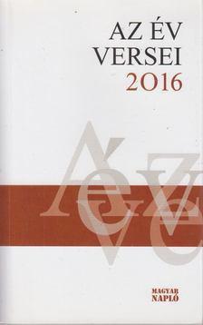Zsille Gábor - Az év versei 2016 [antikvár]