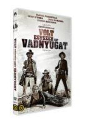 Volt egyszer egy vadnyugat - DVD