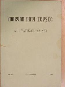 Baják Mihály - Magyar Papi Egység 1967. Különszám [antikvár]