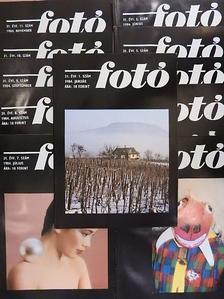 Alexander Jirousek - Fotó 1984. (nem teljes évfolyam) [antikvár]
