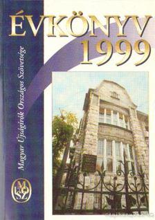 KOMLÓS ATTILA SZERK. - Magyar Újságírók Országos Szövetsége évkönyv 1999 [antikvár]