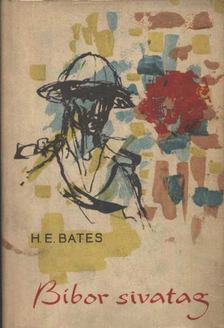 BATES, HERBERT ERNEST - Bíbor sivatag [antikvár]