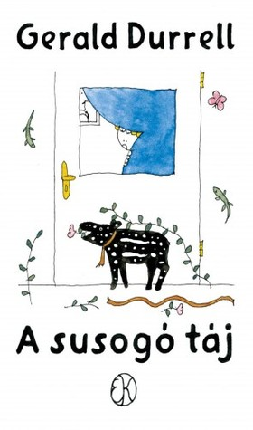 Gerald Durrell - A susogó táj [eKönyv: epub, mobi]