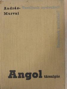 András László - Angol társalgási zsebkönyv [antikvár]