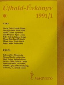 Almási Miklós - Újhold-Évkönyv 1991/1 [antikvár]