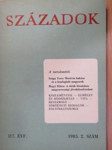 Blazovich László - Századok 1983/2. [antikvár]