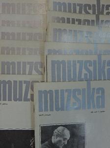 Boronkay Antal - Muzsika 1977. január-december [antikvár]