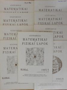 Freud Róbert - Középiskolai Matematikai és Fizikai Lapok 1995. január-december [antikvár]
