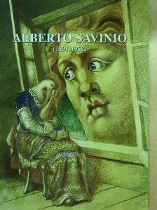 Giorgio Pressburger - Alberto Savinio 1891-1952 [antikvár]