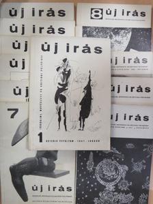 Ágh István - Új Írás 1967. január-december  [antikvár]