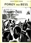 GERSHWIN, GEORGE - SELECTIONS FROM PORGY AND BESS FOR PIANO AND VOCAL