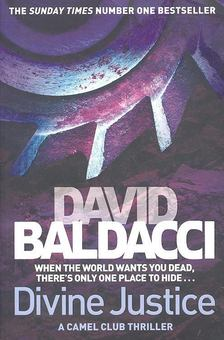 David BALDACCI - Divine Justice [antikvár]
