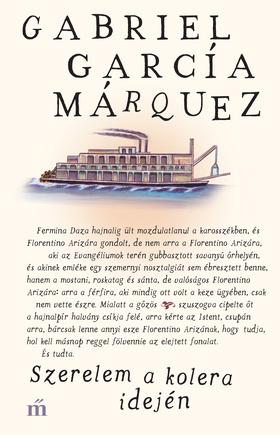 Gabriel García Márquez - Szerelem a kolera idején [eKönyv: epub, mobi]